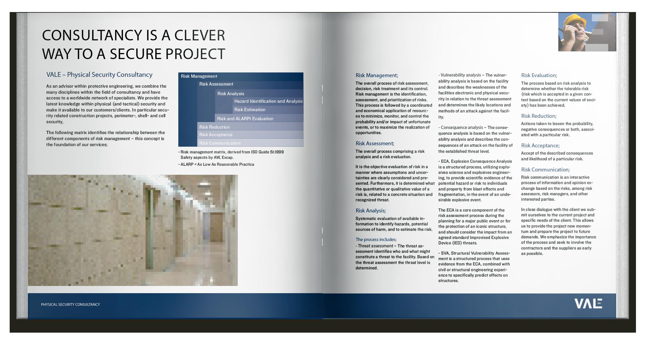 VALE Brochure